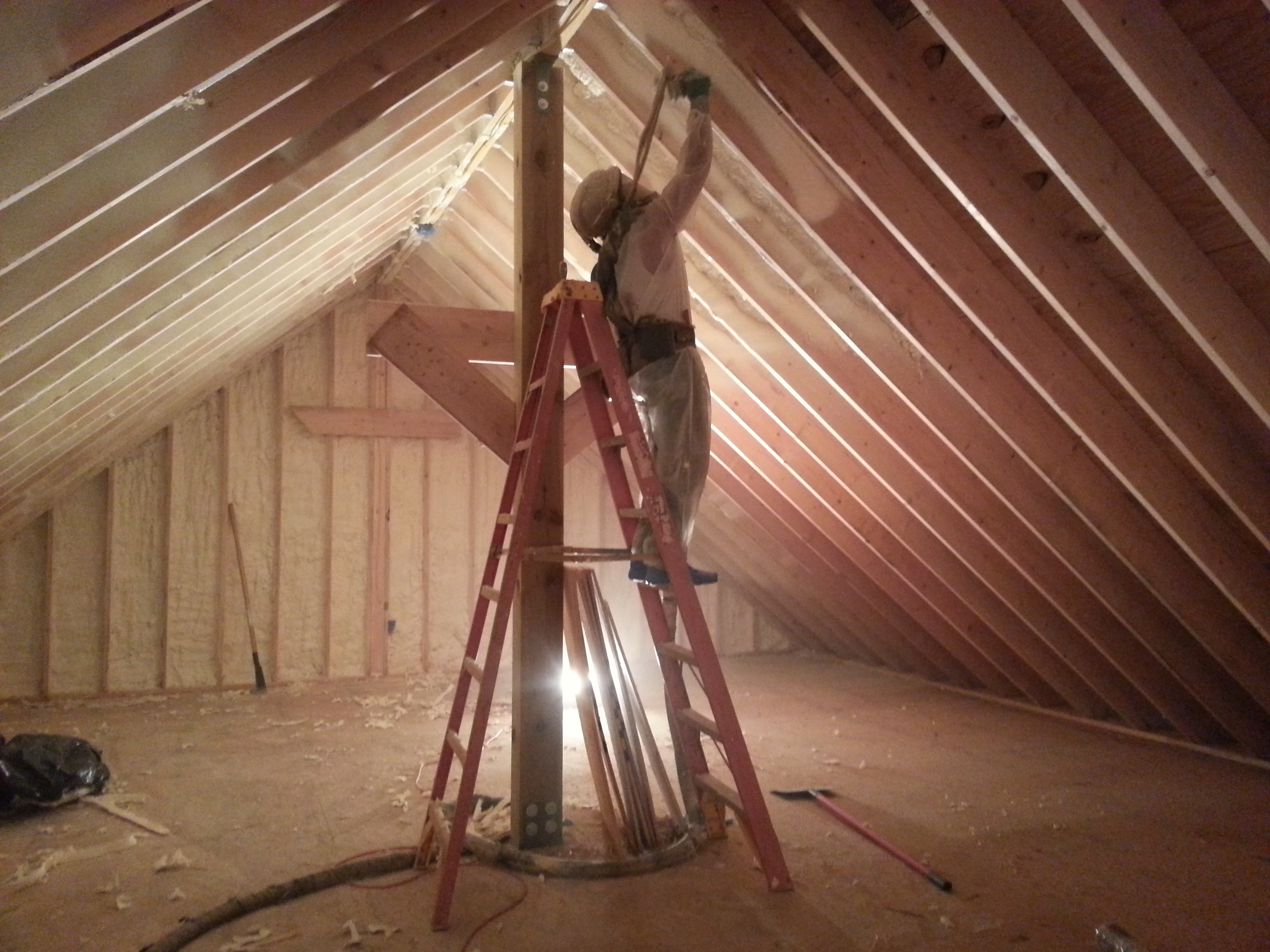 Residential Foam Insulation - WRI Applications, LLC